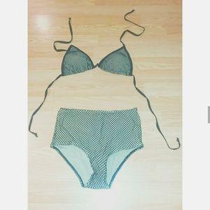 Mesh Nd Nude Bathing Suit